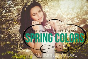 Spring Colors Lightroom Workflow by AestheticArtz