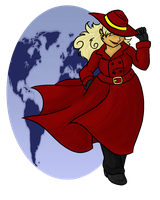 DR - Where in the World is... by Vixiana