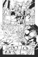Wolverine First Class 8 page5 by airold