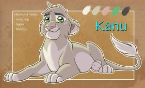 Kanu by ProudLandsComic