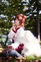 LoL: Ahri~ by Otohime-Hina
