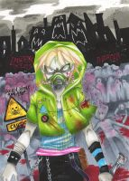 the Toxicity of our city::. by AsuHan