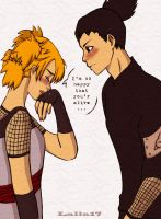 Shikatema - Tears of happiness by lalla17