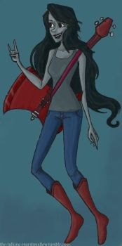Marceline by mystery-of-the-soul
