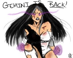 GEMINI IS BACK by Ealaincraft