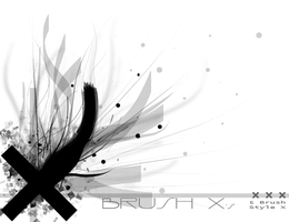 X Small Brush's by Chimik