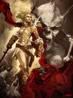 She-Ra, Princess of Power by daguillo84