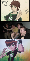 Ben 10 Omniverse by coolvanillia