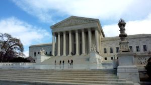 Supreme Court, Washington DC by go4music