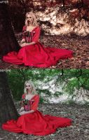 Little Red before and after by away-with-the-fae