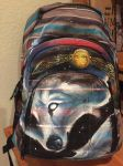 Harry Potter Themed Backpack by Gelidwolf