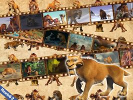 Diego | Ice Age - Wallpaper by Howie62