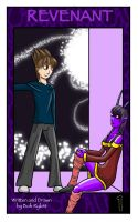 Revenant Issue 1 On Sale Now! by Inudono19