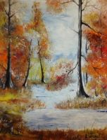 Trees by 1photo