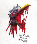 Stained Feathers by The-Heraldic-Sword