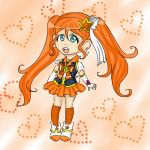 +HCPC+ Cure Autumn Chibi by Sweet-Blueberry