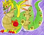 CastleVania LOS2- The Toy Maker's Dragon by FlygonPirate