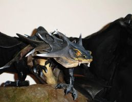 Black Dragon 3D 1 by Atriedes