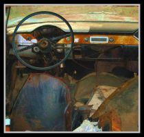 In the Driver's seat by znamenny