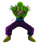 Piccolo by OminousMoon