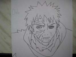 Obito/Tobi by bunio05