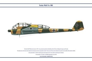 Fw 189A Germany GR32 by WS-Clave
