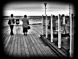 the end of the pier show by awjay