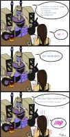 Blitzwing's German class 1 by eabevella
