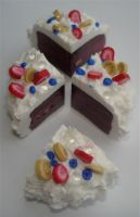 Berry Yummy Cake angle 2 by MotherMayIjewelry