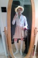 Doctor Who fifth doctor costume FINISHED! by Thira-Evenstar