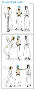 Bleach: Random Espada crack by loolaa