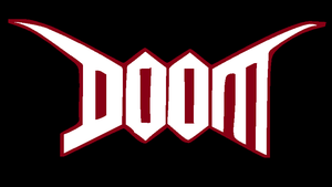 Doom Logo 1 by sootyjared