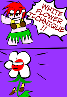 Jin_Flower_Power by Helidou