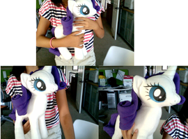 Rarity (COMPLETED, better pics soon~) by greepix