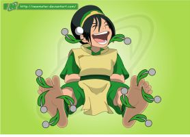 Toph Bei Fong basic by Newmster