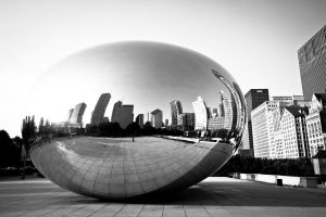 Cloud Gate 2 by Outspire