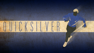 QUICKSILVER - AVENGERS: AGE OF ULTRON WALLPAPER by skauf99