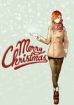 Merry Christmas~ by Khristian05