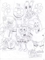 The BB Crew by SpongeDudeCoolPants