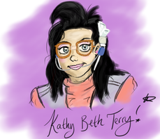 Kathy Beth Terry by hiddlesfiddled