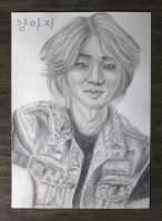 Rock star Onew by Vampiano