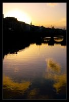 Dublin By Sunset by benyoung
