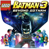 LEGO Batman 3 Beyond Gotham v2 by POOTERMAN