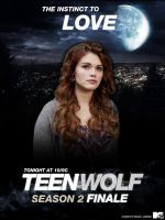 Lydia - Teen Wolf Season 2 Finale poster by FastMike