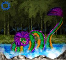The Serpent God's Realm by Silvermoonlight