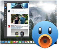 Tweetbot 3 Icon for Mac by Aviatorgamer
