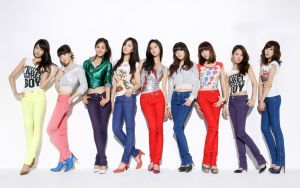 wonder girls by Lting