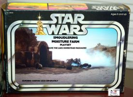 Star Wars - Playset??? by TheSnowman10