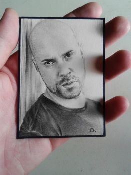 Sketch Cards    #commission by leiaolliver