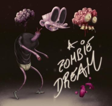 Zombie in parts by anowak